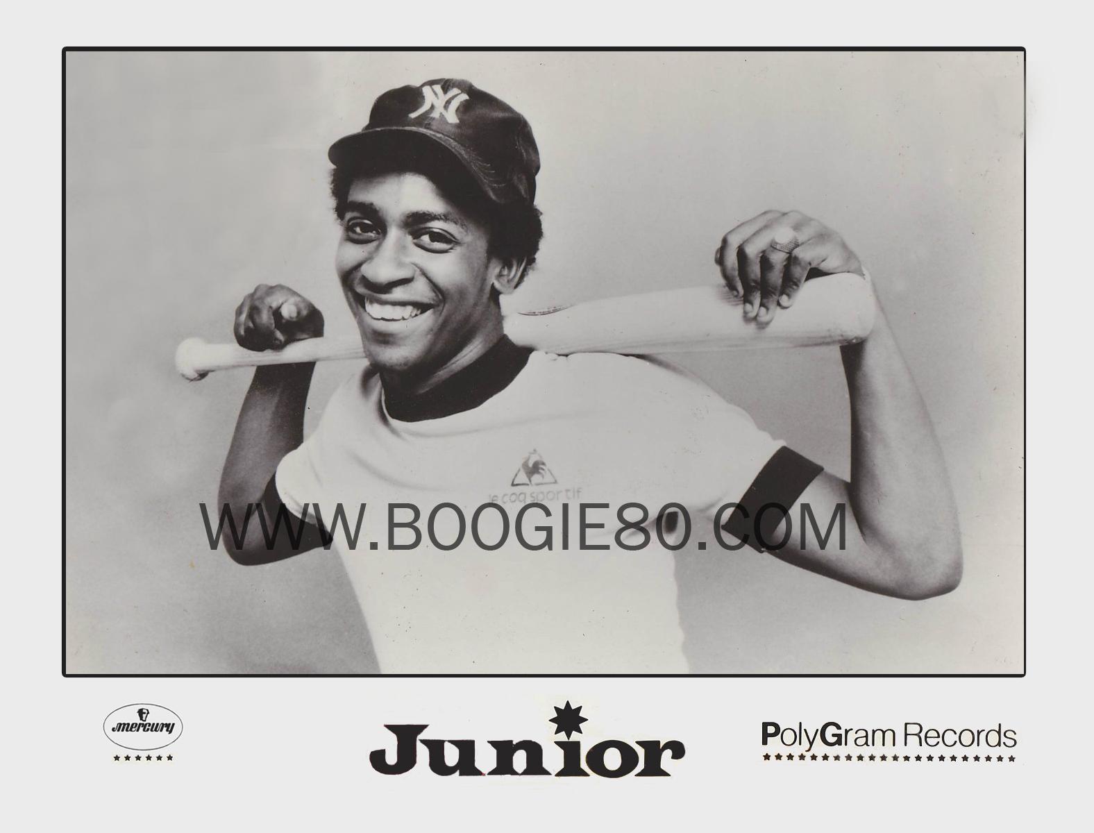 Junior Giscombe