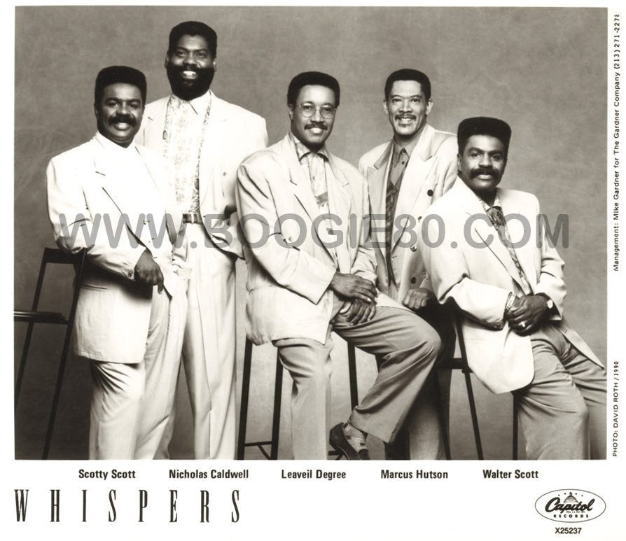 The WHISPERS (p)