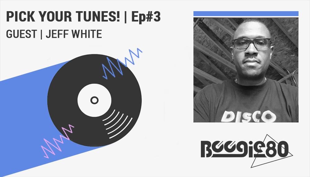 Jeff white - 80's soul funk dj