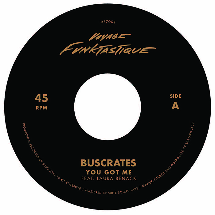 Buscrate -You Got Me _ Voyage Funktastique records