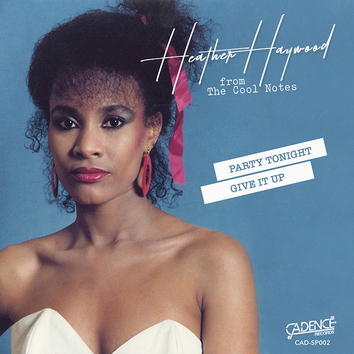 Heather Haywood - Party Tonight - Give It Up