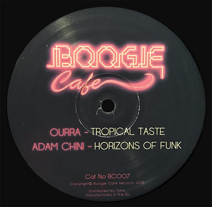 Ourra -Tropical Taste