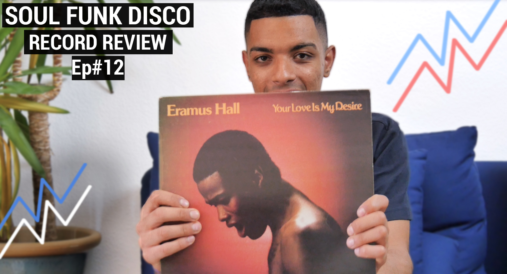 Crate Diggers Ep12- Disco Soul Funk records reviews