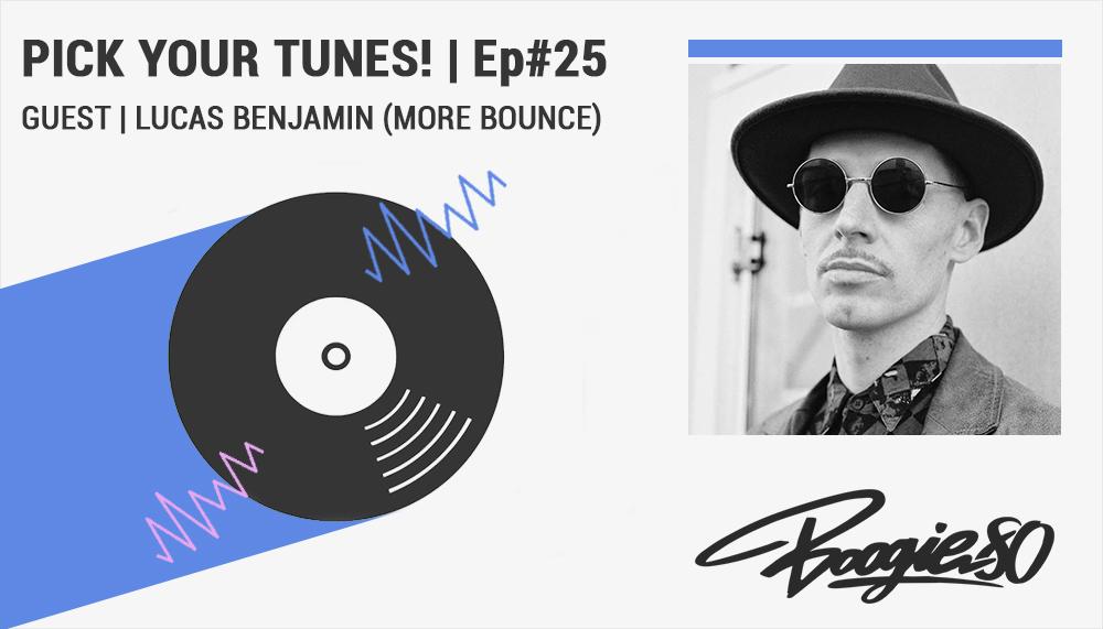 Lucas Benjamin - More Bounce - PYT